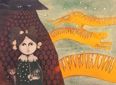'Constellation', Mexican Modernist Woman Artist, Escuela Nacional, MOMA Tel Aviv