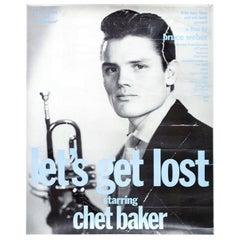 Let's Get Lost 1989 U.S. Mini Film Poster