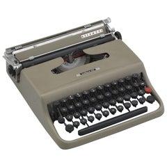"""""""Lettera 22"""" Portable Typewriter by Marcello Nizzoli, 1952"""