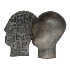 Lettere Sculpture by Luca Leandri