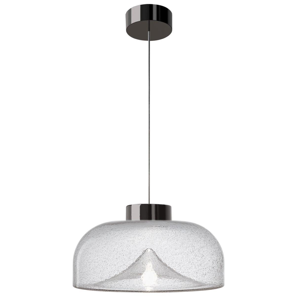 Leucos Aella Mini LED Pendant Lamp, Antico/Gunmetal