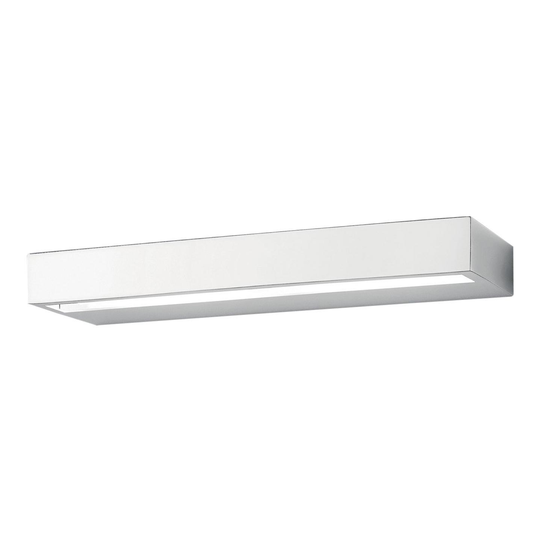 Leucos Alias P 35 LED Sconce in White by Design Works Studio Tonetto & Lazzari