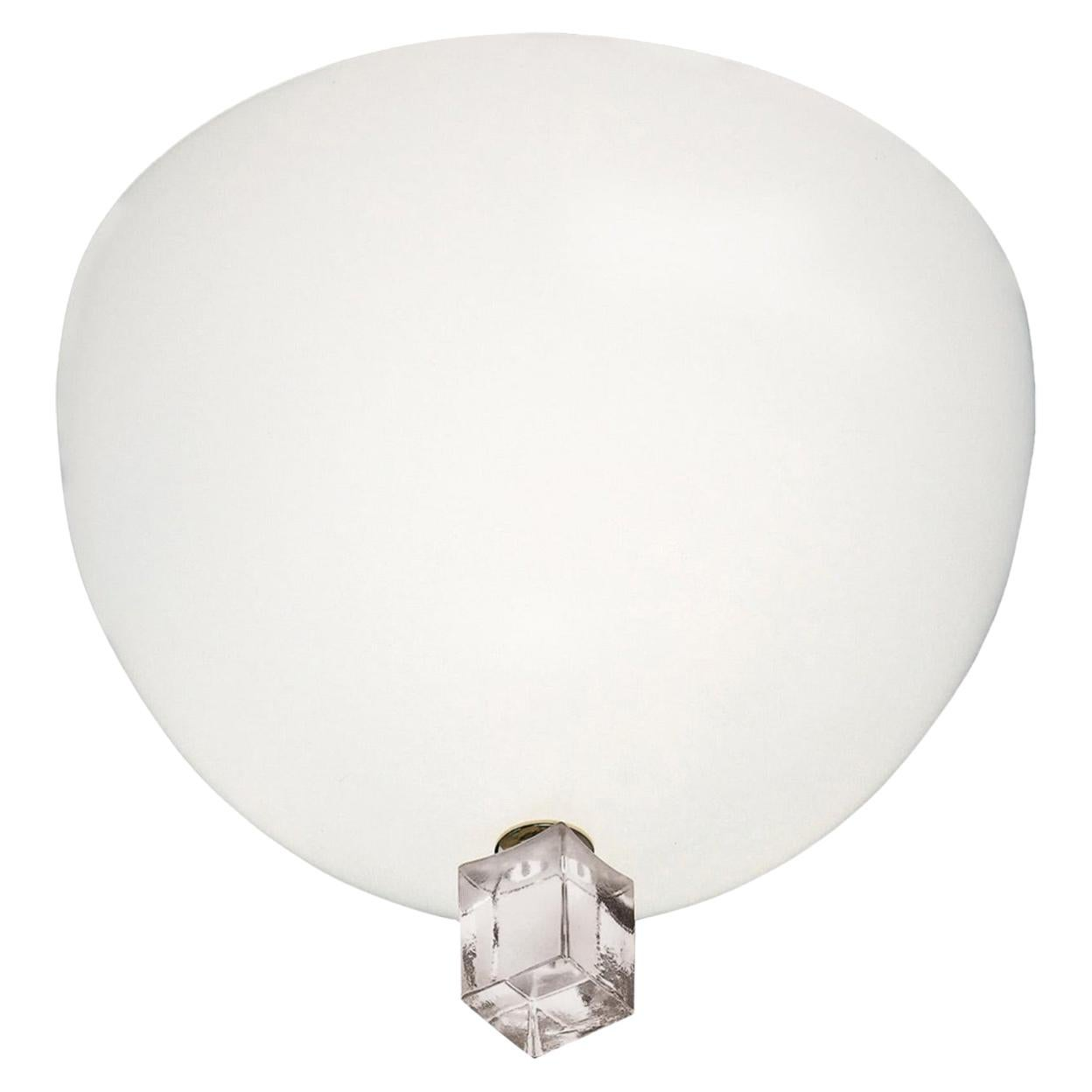 Leucos Large Victor Wall Lamp by Venini