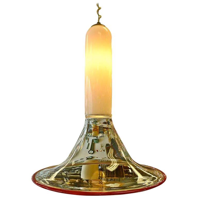 Leucos Pendant Lamp by Roberto Pamio & Renato Toso