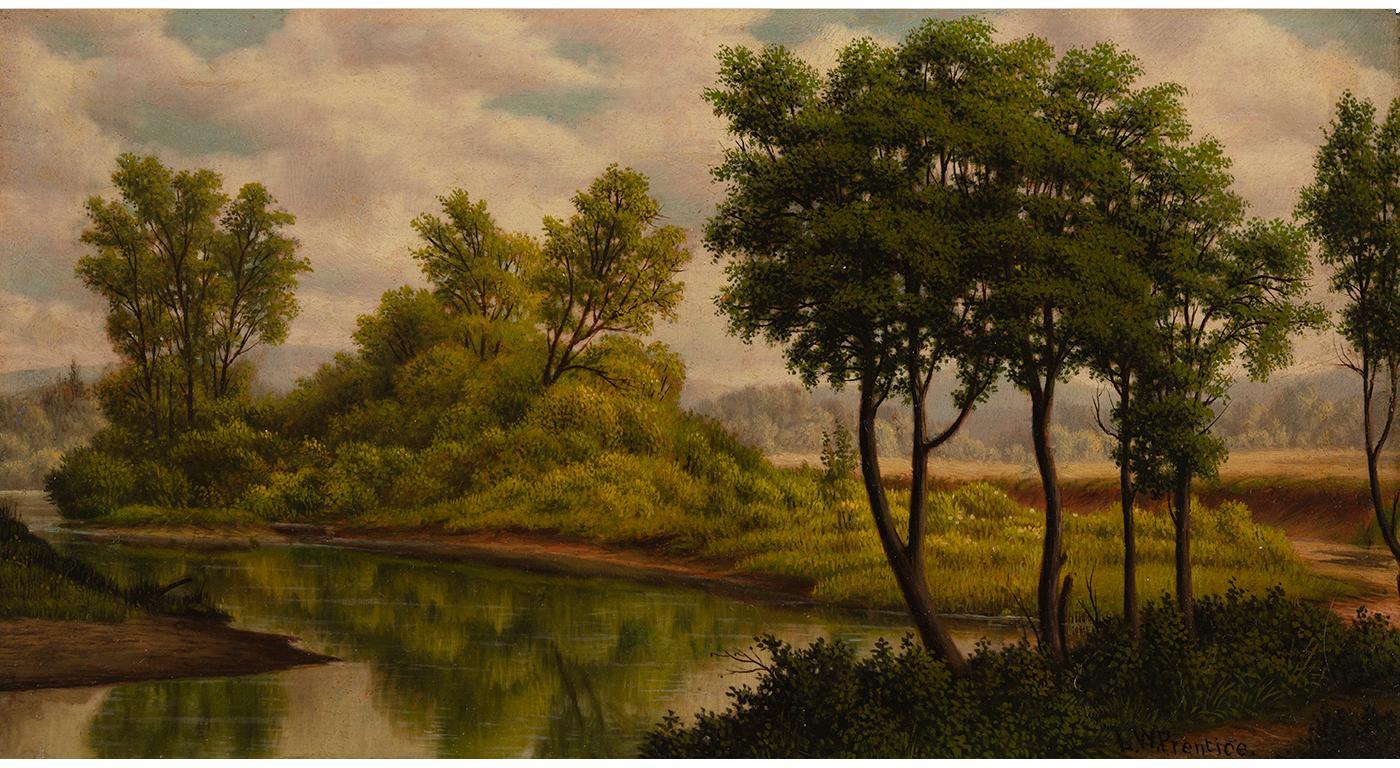 River Landscape