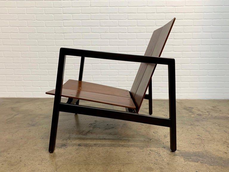 Lewis Butler Model 645 Lounge Chair for Knoll For Sale 3