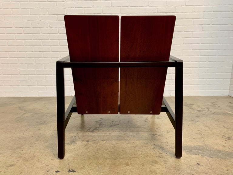 Lewis Butler Model 645 Lounge Chair for Knoll For Sale 5