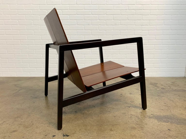 Lewis Butler Model 645 Lounge Chair for Knoll For Sale 6