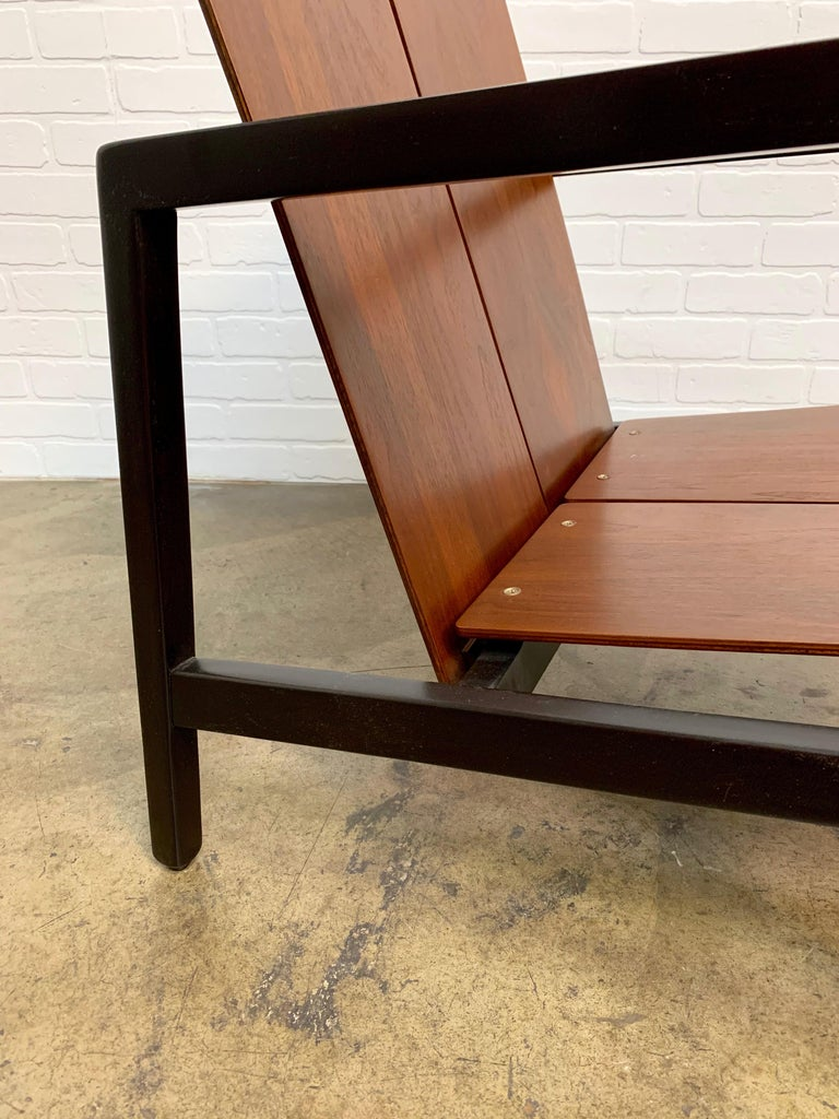 Lewis Butler Model 645 Lounge Chair for Knoll For Sale 9