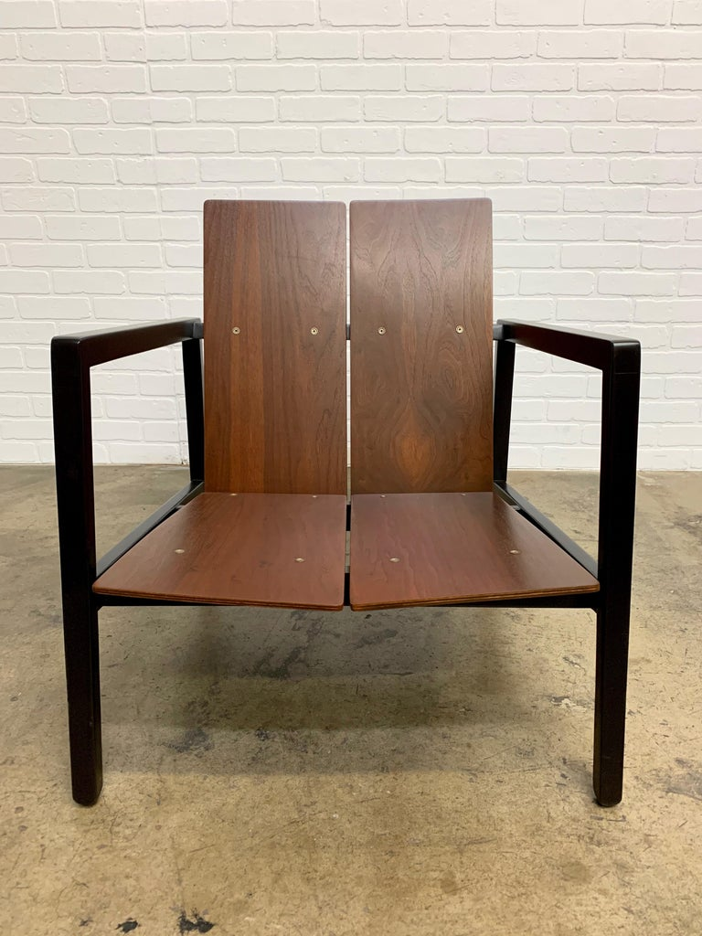 20th Century Lewis Butler Model 645 Lounge Chair for Knoll For Sale