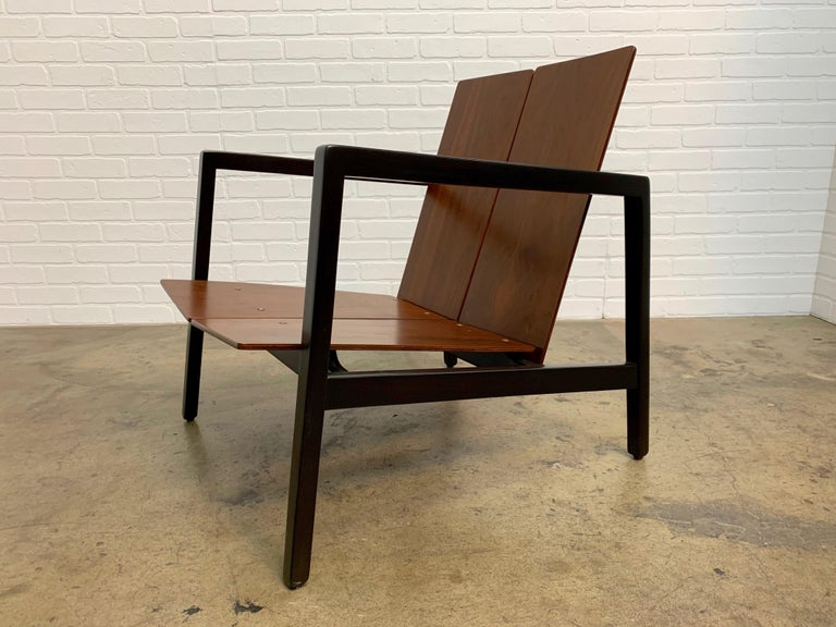 Lewis Butler Model 645 Lounge Chair for Knoll For Sale 1