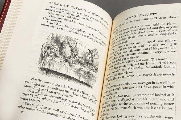Lewis Carroll, Alice's Adventures in Wonderland 1