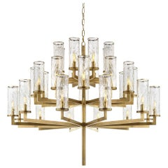 Liaison Triple Chandelier by Kelly Wearstler