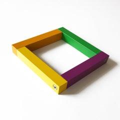 Frankfurt Kitchen Paper Weight, Abstract Art, Minimalism, 21st Century