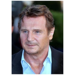 Liam Neeson Authentic Strand of Hair