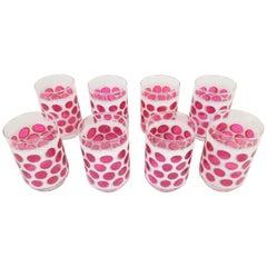 Libbey Midcentury Glassware Set of 8