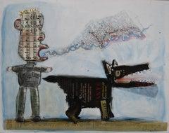 Dante, Original Painting