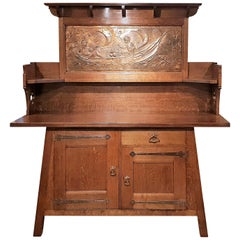 Liberty & Co Arts & Crafts Witlaf Sideboard