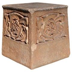 Liberty of London Terracotta Garden Pedestal