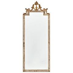 Liberty Style Italian Mirror