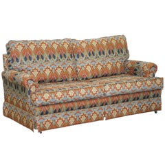 Libertys London Ianthe Upholstery Two-Three Seat Sofabed by Flemming and Howland