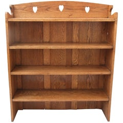 Liberty's Oak Arts & Crafts Bookshelves
