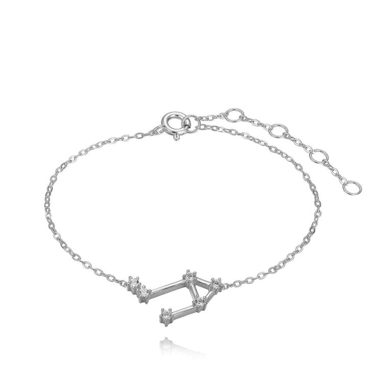 Modern Libra Constellation Bracelet For Sale