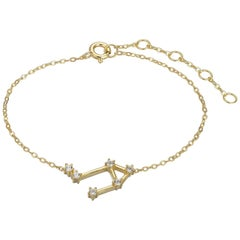 Libra Constellation Bracelet