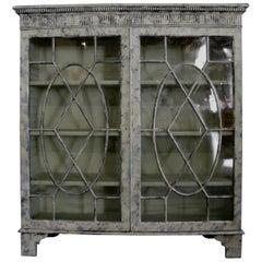 Library, Bookcase, Mahogany, English, Decorative, Small Bookcase, Object Case