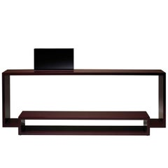 Library Contemporary Console Table