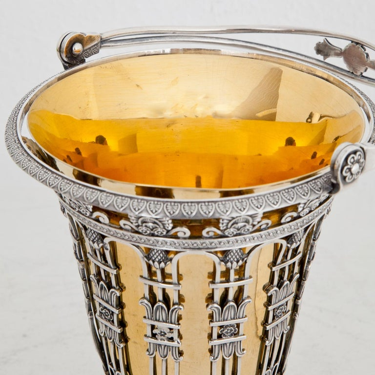 Lidern Vase, Frankreich 1. Viertel des 19. Jahrhunderts 3