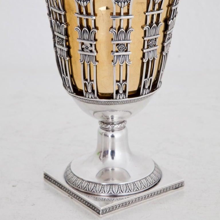 Lidern Vase, Frankreich 1. Viertel des 19. Jahrhunderts 5