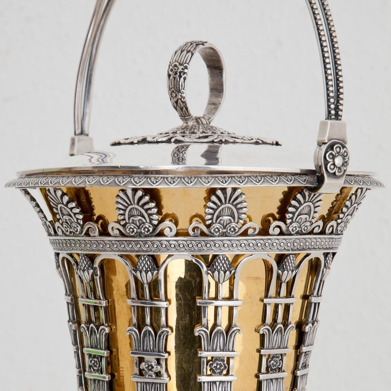 Lidern Vase, Frankreich 1. Viertel des 19. Jahrhunderts 9