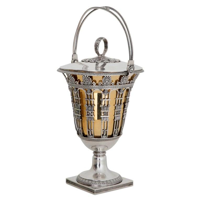 Lidern Vase, Frankreich 1. Viertel des 19. Jahrhunderts 1