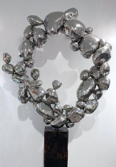 Air - 21st Century, Contemporary, Abstract Sculpture, Stainless Steel