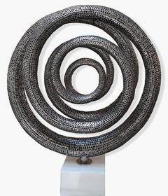 Eternity - 21st Century, Contemporary, Abstract Sculpture, Stainless Steel