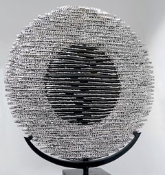 Moonlight - 21st Century, Contemporary, Abstract Sculpture, Stainless Steel