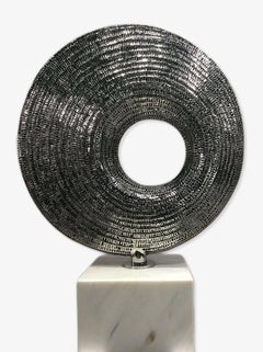 Supernova - 21st Century, Contemporary, Abstract Sculpture, Stainless Steel