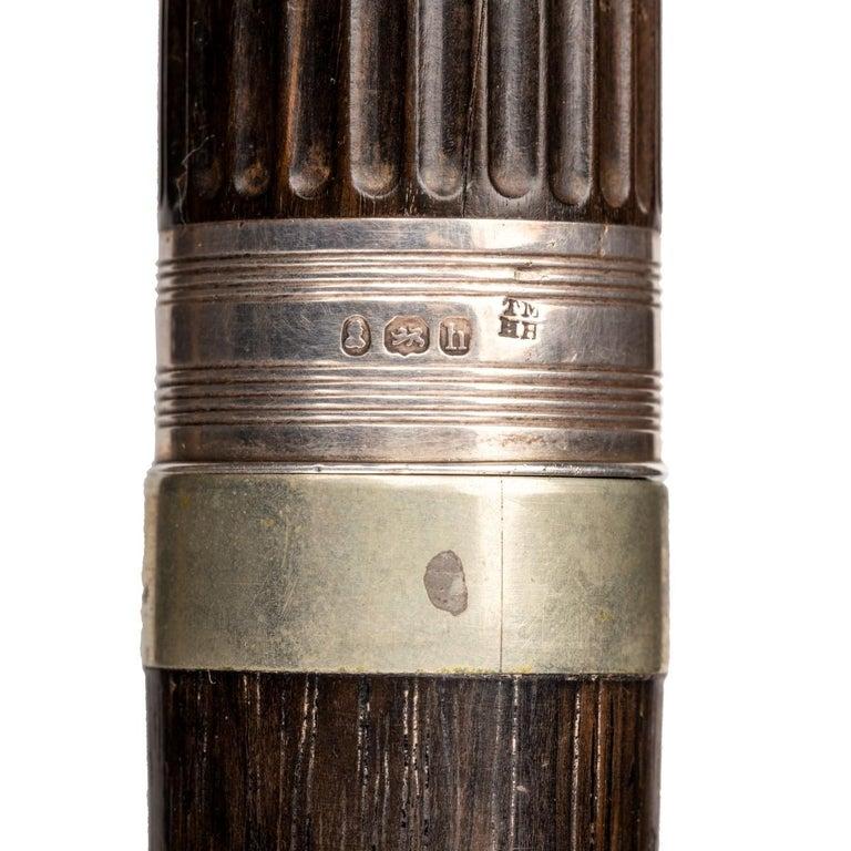 Lieutenant Rabett's Seagoing Silver Flute, 1823 For Sale 7