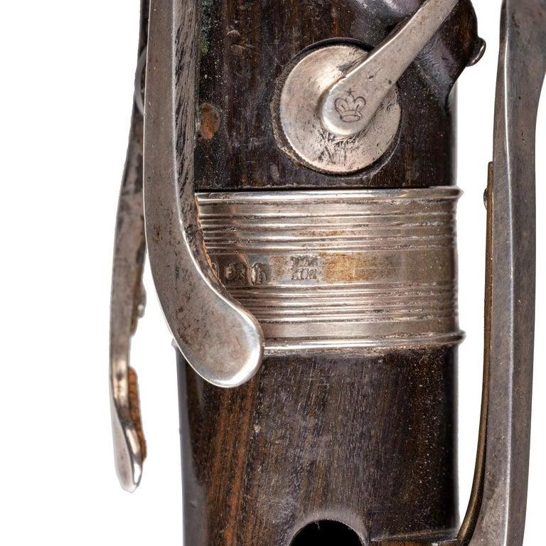 Lieutenant Rabett's Seagoing Silver Flute, 1823 For Sale 3
