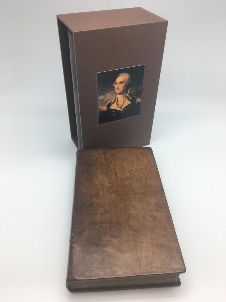 Life of George Washington by John Marshall, 2 Volume Set, 1835 In Good Condition For Sale In Colorado Springs, CO