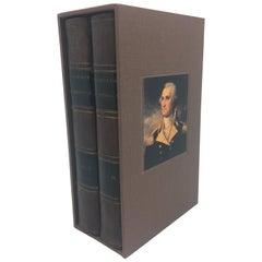 Life of George Washington by John Marshall, 2 Volume Set, 1835