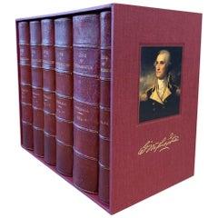 Life of George Washington by John Marshall, 6-Vol with Maps, 1st Ed., 1804-1807