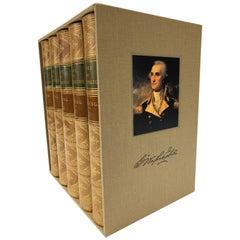 """Life of George Washington"" by Washington Irving, Early Editions, 1857-1864"