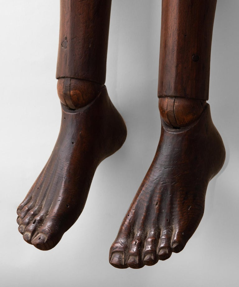 Life-Size Artist Mannequin, Italy, circa 1890 For Sale 1