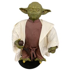Life Size Yoda Figure, Edition of 50, Could Be Star Wars Photo Requisite