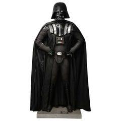 LifeSize Dark Vador Limited Edition Statue erstellt von Rubies Kostüm