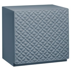 Agresti Light Blue Armored Jewelry Chest Safe