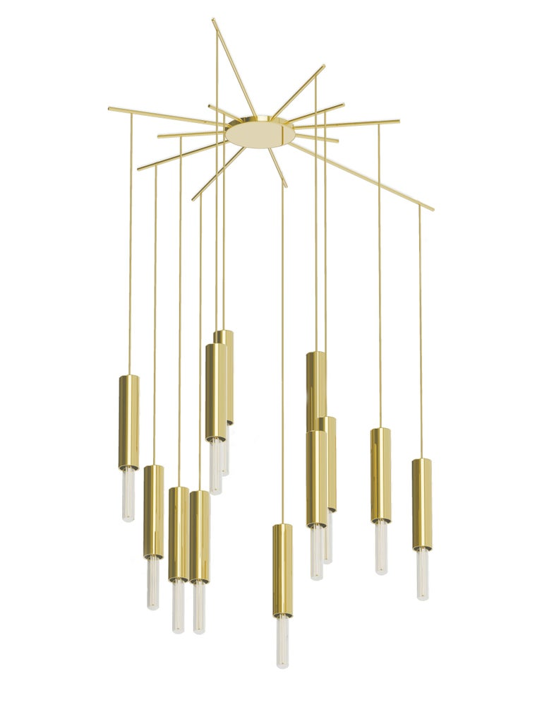 Light rain ceiling lamp - Royal stranger