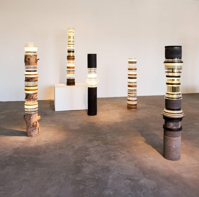 Light Stack No. 2, 2018 by Matt Gagnon In New Condition For Sale In Los Angeles, CA